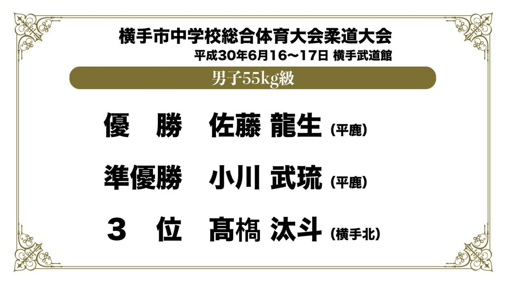 平成30年度横手市中学校総合体育大会柔道大会.004