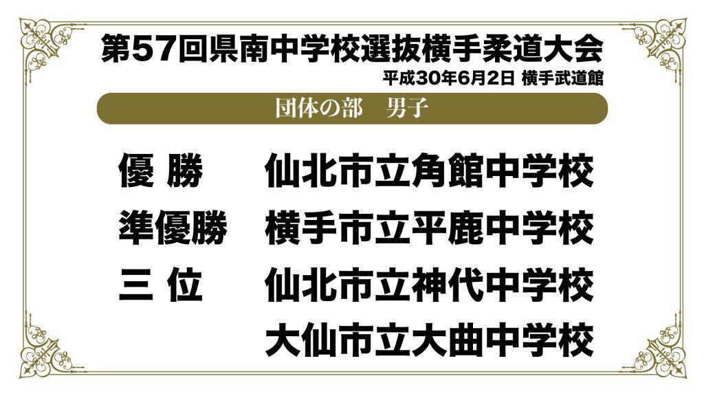 第57回県南中学校選抜横手柔道大会結果.001