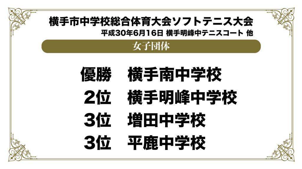 横手市中学校総合体育大会テニス団体.002